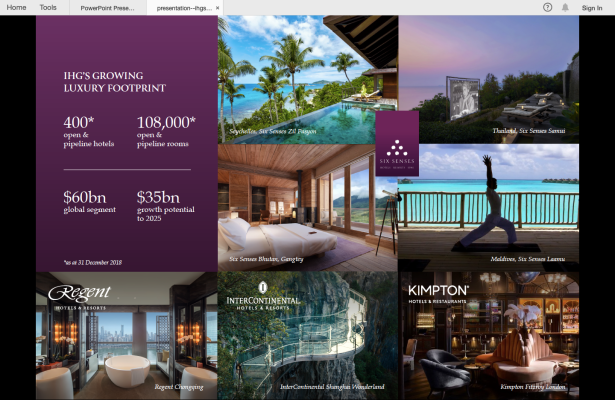 ihg six senses luxury portfolio intercontinental hotels group